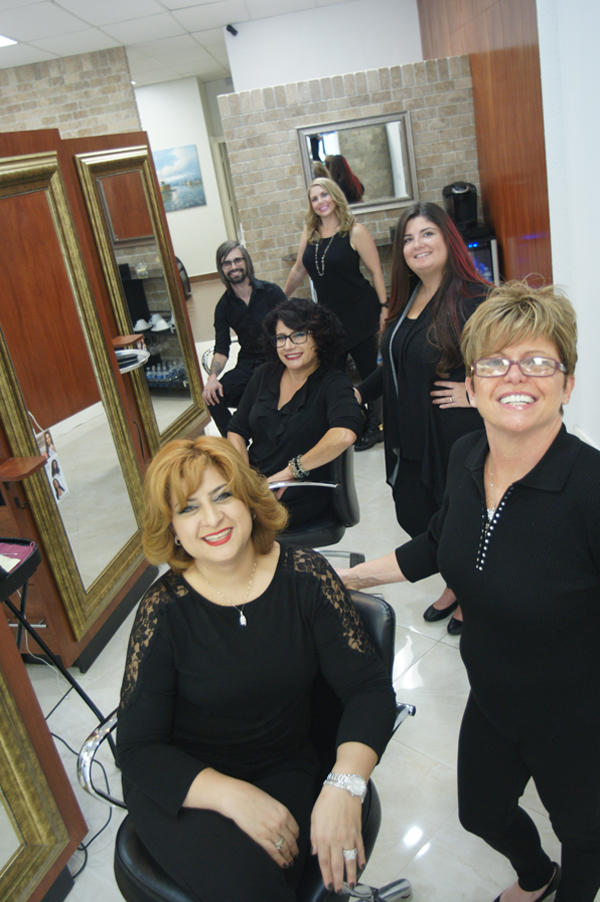 Posh salon and spa salon services for 221 post a salon